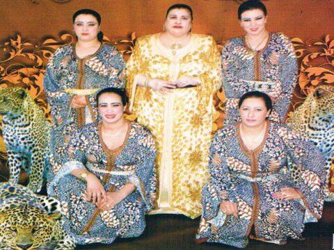 Chikhat maroc