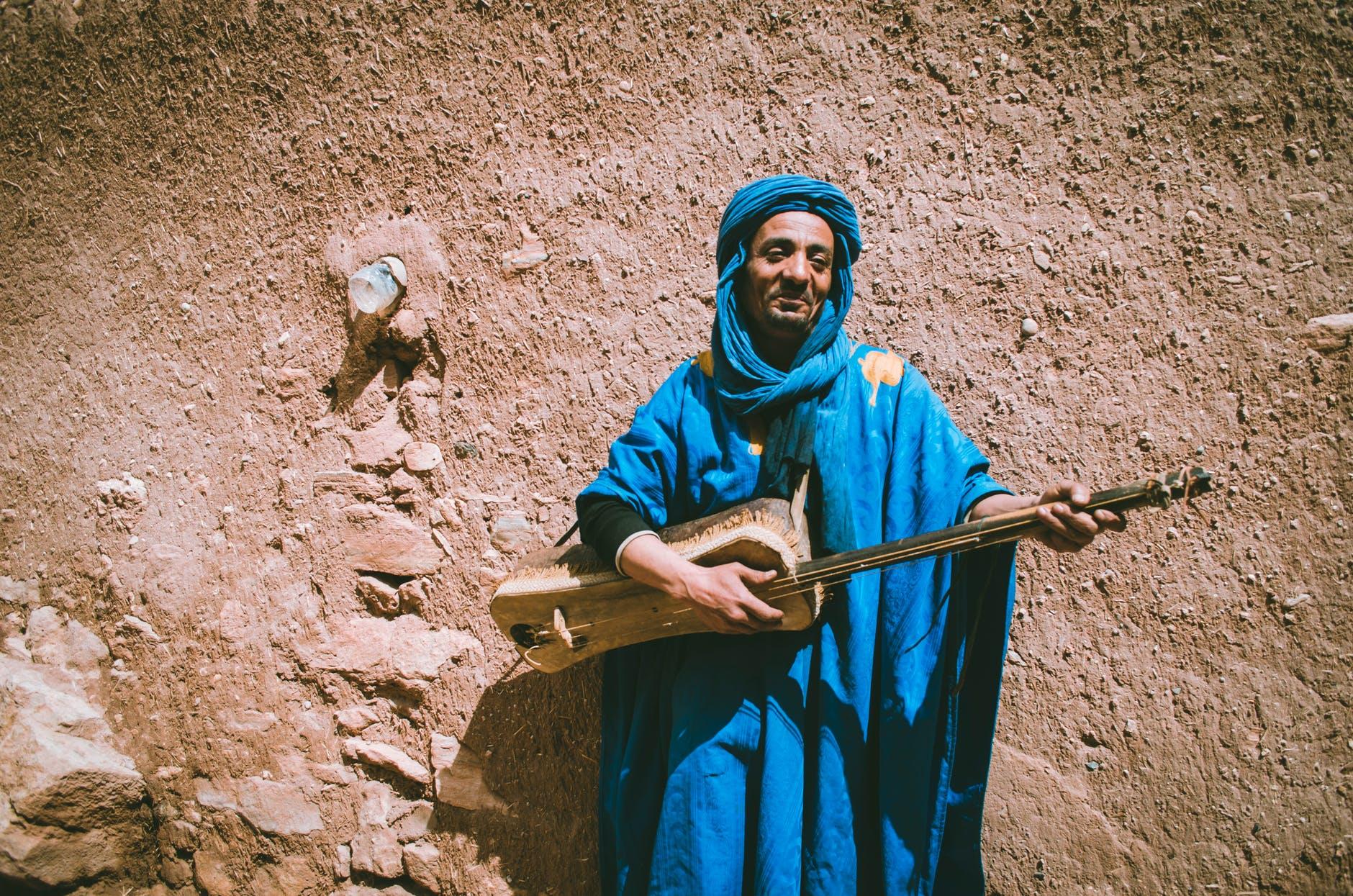 Morocco wallpaper