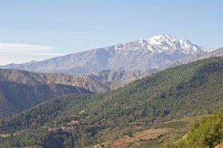 Atlasgebergte, Atlasgebergte Marokko,